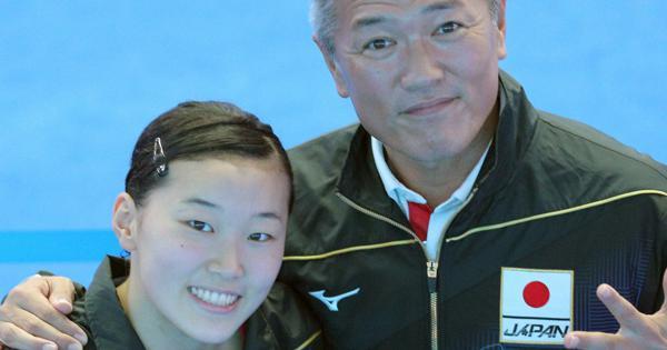 Together:大けが乗り越え二人三脚 メダル期待の飛び込み19歳三上と安田コーチ