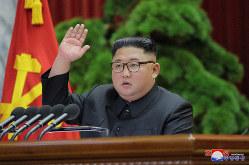 金正恩委員長=朝鮮中央通信・朝鮮通信