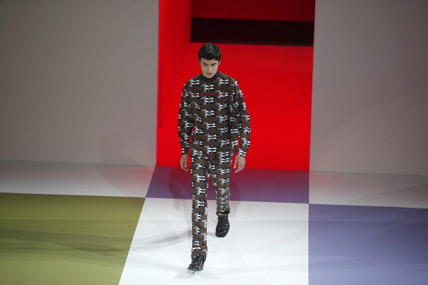 Milan Designers Consider Menswear For The Next Decade The Mainichi