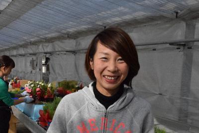 伊藤友加子さん
