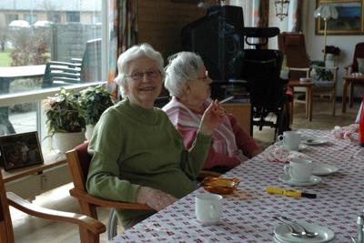 デンマークの高齢者