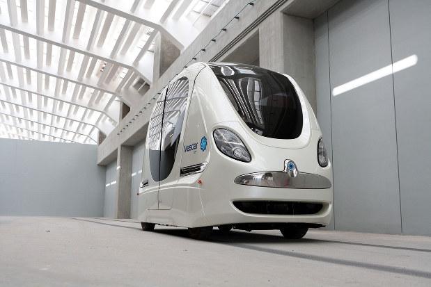 未来の小型EVはリサイクル素材が中心になる(Bloomberg)