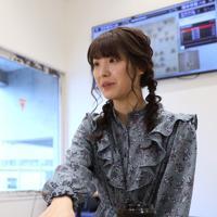 山口恵梨子女流二段=東京都渋谷区神宮前で、尾籠章裕撮影