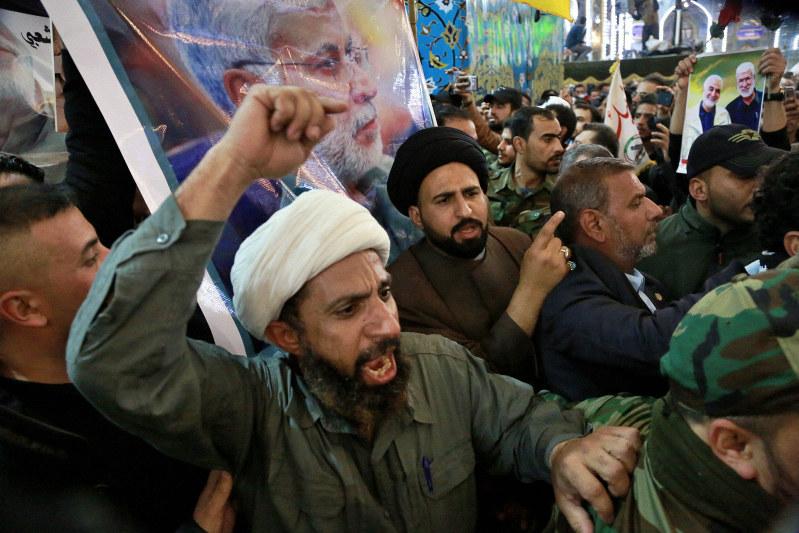 イラクの反米感情、日に日に増す 米軍駐留は「主権侵害」と撤退要求 ...