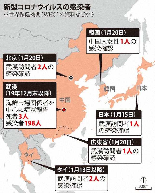 新型 コロナ ウイルス 感染 者 日本 人