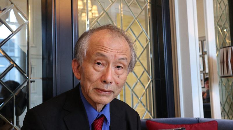 中村維男 東北大学名誉教授、スタンフォード大学客員教授