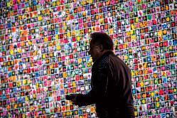 AIでは米エヌビディアの画像処理用半導体(CPU)が先行していた(Bloomberg)