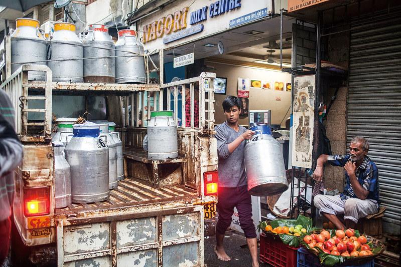 利益を上げながら、食品ロスなどの社会課題の解決も狙う(Bloomberg)