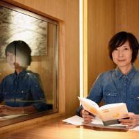 「読者が、翻訳だったことを忘れて『ああ面白かった』と言ってくれるのが理想」=東京都世田谷区で2019年11月22日、丸山博撮影