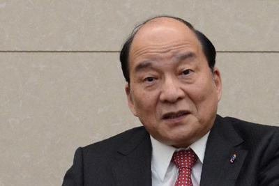 西日本鉄道の倉富純男社長