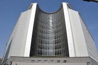 Osaka Prefectural Police headquarters (Mainichi/Tsuyoshi Fujita)