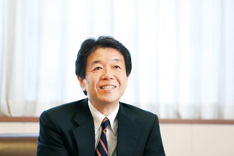 片山浩氏(三菱地所執行役常務)