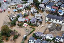 昨年千葉県はたびたび浸水被害を受けた