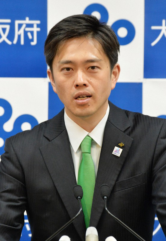 最も評価する政治家は大阪・吉村知事 2位東京・小池氏 発信好感 毎日 ...