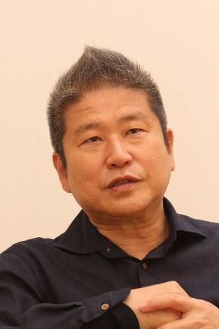 「小説の舞台の吾嬬町は、実家があった東京都墨田区の旧町名です」 撮影=中村琢磨