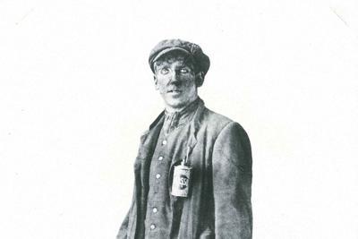 ニコルさんの祖父=C.W.ニコル・アファンの森財団提供