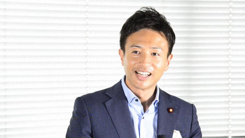 鈴木隼人氏=鈴木氏事務所提供