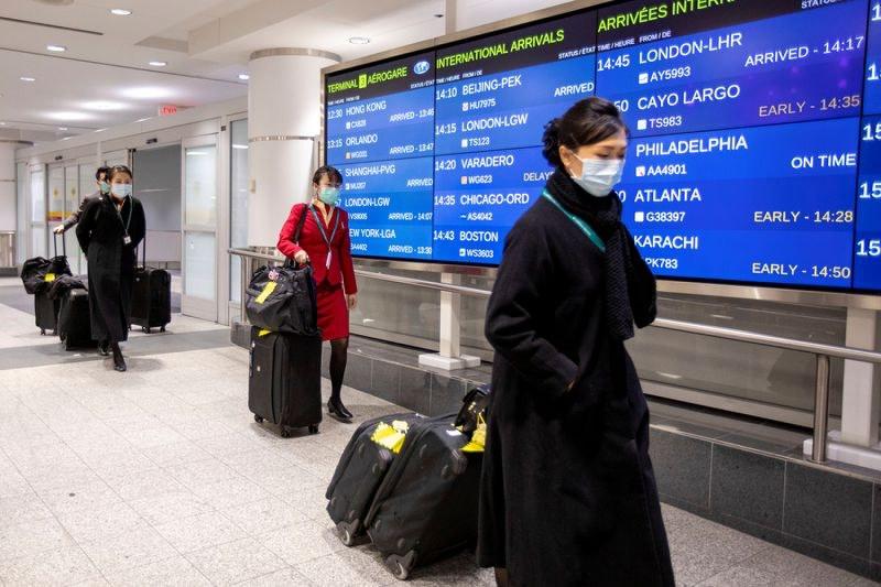 世界の雑記帳:乗客が「コロナウイルスに感染」とうそ、旅客機が空港に ...