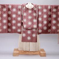 天皇陛下が5歳の時に初めてはかまを着る儀式「着袴(ちゃっこ)の儀」で着用された装束=宮内庁提供