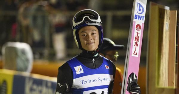 情熱大陸:スキージャンプ選手/小林陵侑 時空を超えた飛距離を叩き ...