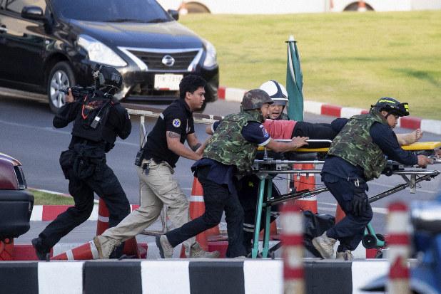 タイの陸軍兵士乱射事件 射殺の容疑者、不動産売買巡り上官とトラブル ...