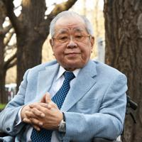 野村克也さん=東京都で2019年3月18日、根岸基弘撮影