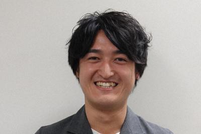 テレビ朝日映像の梅沢慶光さん=東京都港区で2020年2月6日午後4時15分、松尾知典撮影