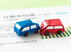 交通事故の賠償金に影響する……(mass/PIXTA)