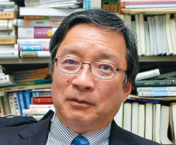 潮見佳男氏(京都大学大学院法学研究科教授)