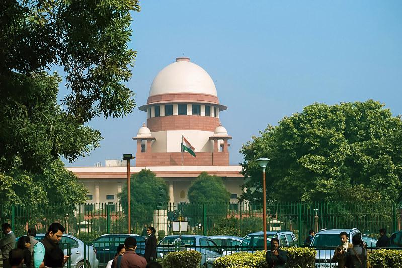 インド最高裁も「第三の性」と認めている(Bloomberg)