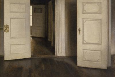 1905年 デーヴィズ・コレクション蔵 The David Collection, Copenhagen