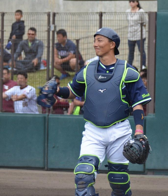 Ball STORY:「見せましょう、野球の底力を」から9年 「ヤクルトの嶋 ...