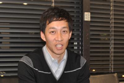 スポーツマンシップの大切さを説く元プロ野球選手の荻野忠寛さん=東京都内で2020年1月27日午後8時34分、荻野公一撮影