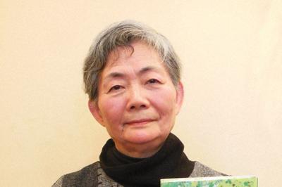 中島信子さん=山寺香撮影