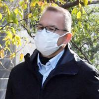 立道浩被告=広島市中区で2020年3月3日、平川義之撮影