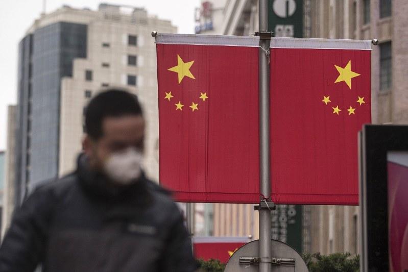 中央集権下で情報統制をしく中国 Bloomberg