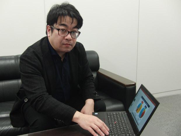東京医科大の杉本昌弘教授