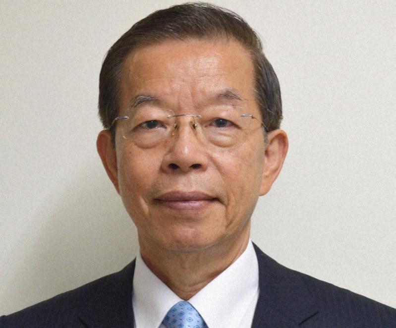 謝長廷・台北駐日経済文化代表処代表=同代表処提供