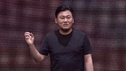 「衝撃的なプライシング」と自信をのぞかせた三木谷・会長兼CEO