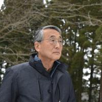 「私は風評被害をなくすために、ここで暮らしている」と話す田中さん=いずれも福島県飯舘村で