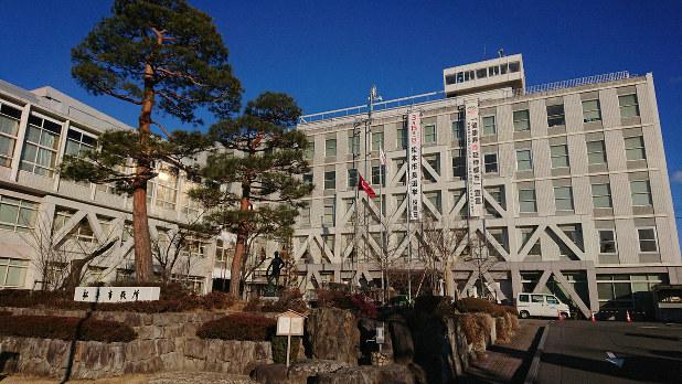 松本 市長 選挙 2020