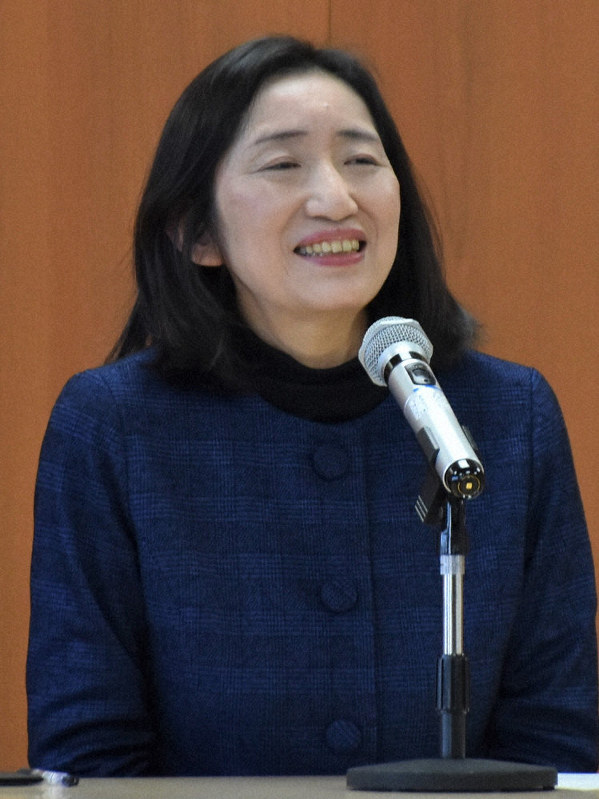 本多家裁新所長「事件に誠実に」 着任会見で抱負 /京都 | 毎日新聞