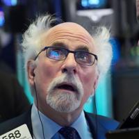 ニューヨーク証券取引所=2020年3月9日、ロイター