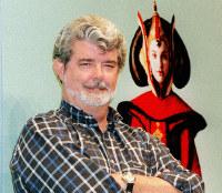 George Lucas (Mainichi/Motohiro Negishi)