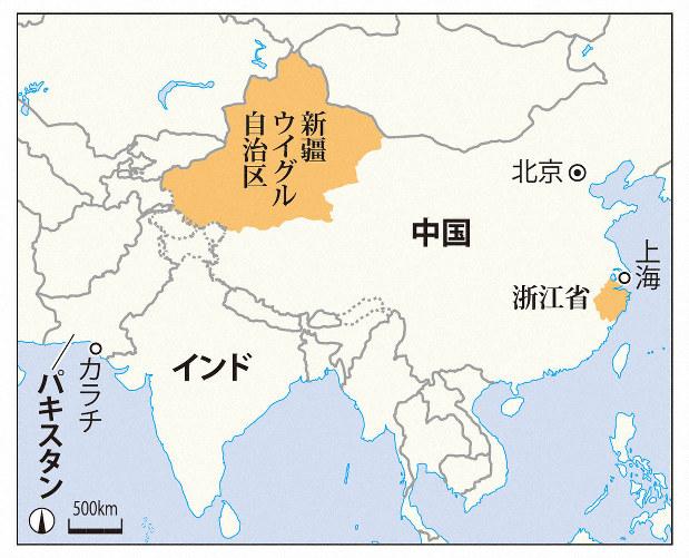 中国 イナゴ 大量 発生
