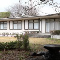 上皇ご夫妻が転居される高輪皇族邸=東京都港区で2020年3月11日(代表撮影)