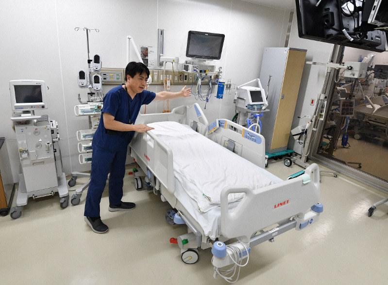 医療 コロナ 市立 総合 大阪 センター