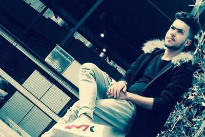 治安部隊に撃たれ死亡した18歳のアブドゥルラハマンさん。=2020年1月撮影、家族提供