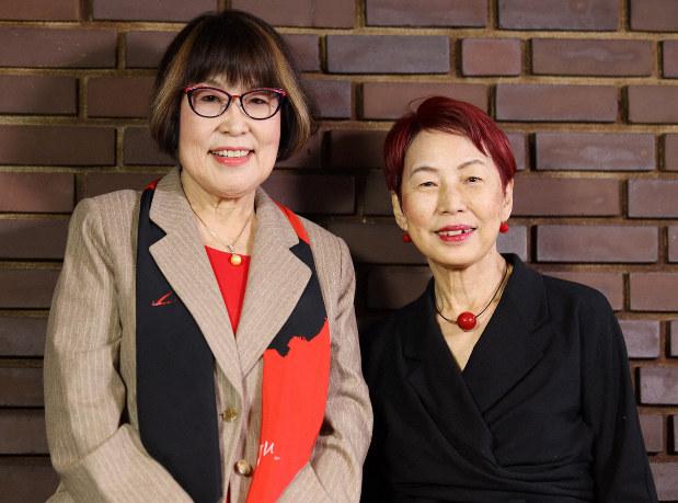 声をつないで:孤高のフェミニズム運動・田嶋陽子氏と上野千鶴子氏 三 ...
