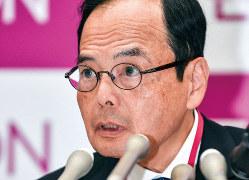 3月に会長に就任したイオンの岡田元也氏(68)